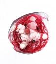 bouquet bonbon tulle