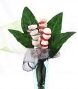 bouquet bonbons vert 1