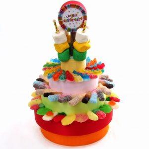 gateau bonbons fiesta 1
