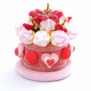 petit gateau bonbons meringue
