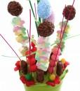 bouquet bonbons ourson chocolat